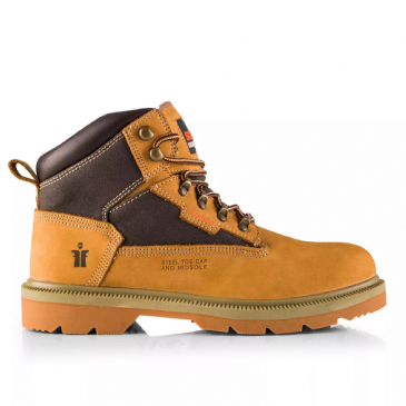 Scruffs Twister Safety Boots (Tan)